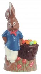Form für Schokolade: Hase, 22 cm