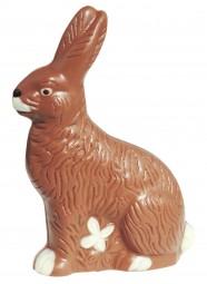 Form für Schokolade: Hase, 2 Stück a' 8 cm