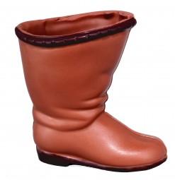 Form für Schokolade: Stiefel, 11,5 cm