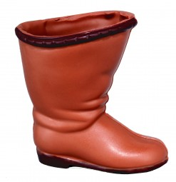 Form für Schokolade: Stiefel, 8 cm