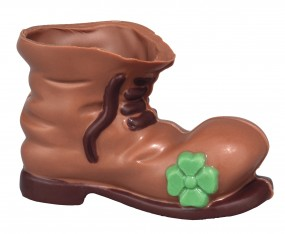 Form für Schokolade: Wanderschuh zum Füllen, 9 cm