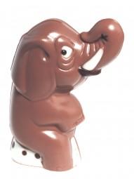 Form für Schokolade: Elefant, 11 cm