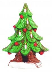 Form für Schokolade: Tanne, 14,5 cm