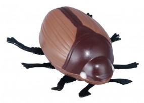 Form für Schokolade: Maikäfer zum Füllen, 13 cm