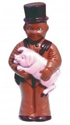 Form für Schokolade: Schornsteinfeger, 17 cm