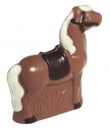 Form für Schokolade: Pferd, 10 cm
