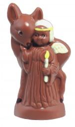Form für Schokolade: Engel / Bambi, 11,5 cm