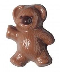 Form für Pralinen: Koala- Bär, 12 St.,