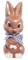 Form für Schokolade: Hase m.beweglichem Kopf, 43 cm