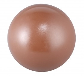 Form für Schokolade: 6 x 1/2 Kugel / Ball, 12,5 cm