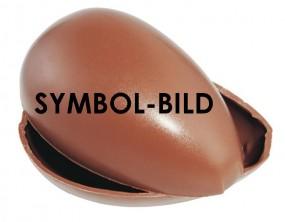Form für Schokolade, Ei, nur Oberteil, 45 cm