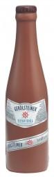 Form für Schokolade: Mineralwasserflasche 0,2 L / 21 cm