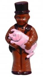 Form für Schokolade: Schornsteinfeger, 14 cm