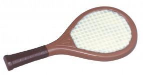 Form für Schokolade: nur 12,00€ + MwSt Tennisschläger, Relief, 23 cm