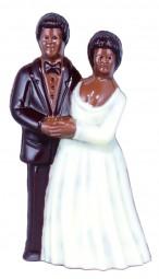 Form für Schokolade: Brautpaar, 15 cm