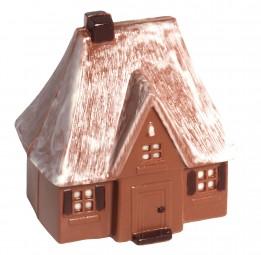 Form für Schokolade: Haus, 9 x 8,5 x 10,5 cm