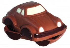 Form für Schokolade: Sportwagen (Auto), 14 x 9 x 7 cm
