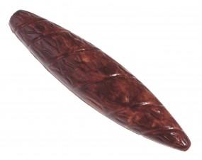 Form für Schokolade: Zigarre, Relief, 4 St. á 11 cm