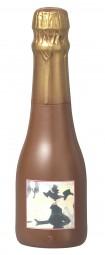 Form für Schokolade: Piccolo-Flasche z.Füllen, 20,5 cm