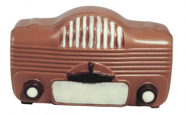 form f r schokolade radio 8 x 14 cm computer handy technik formen f r schokolade. Black Bedroom Furniture Sets. Home Design Ideas