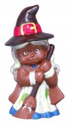 Form für Schokolade: Hexe, ca. 22 cm