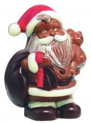 Form für Schokolade:, Weihnachtsmann, 17 cm
