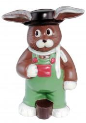 Form für Schokolade: Gärtnerhase / 27 cm