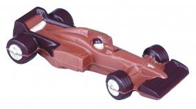 Form für Schokolade:, Rennwagen / 18 x 8 x 4 cm
