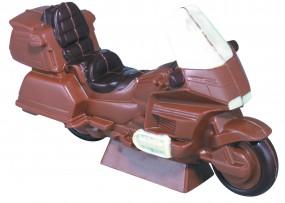 Form für Schokolade:, Reise-Motorrad / 22x7x13 cm