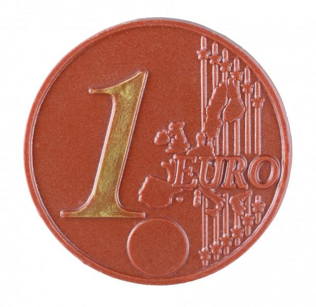 Form Für Schokolade 1 Euro Münze Relief Ca50 G 2 Stück