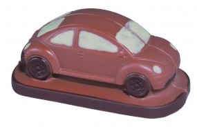 Form für Schokolade: Auto / 13 x 7 x 6 cm