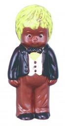 Form für Schokolade: Junge, 14,5 cm