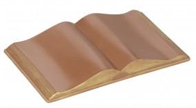 Form für Schokolade: Motiv: Buch groß