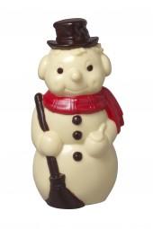 Form für Schokolade: Schneemann, 18 cm