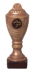Form für Schokolade: Pokal 21 cm