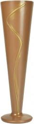 Form für Schokolade, Sektglas, 24,5 cm, Durchmesser 6,5 cm