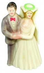Form für Marzipan: Brautpaar, ca. 350 g
