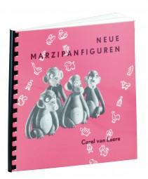 Fachbuch Carel van Laere-Marzipanbuch- nur 25,00€ + MwSt statt 36,50€ --Deutsch--Englisch--Franz.