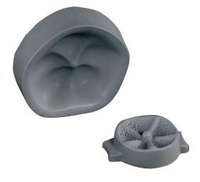 Apfel/Birnenblüten-Stempel Aluminium/Teflon beschichtet