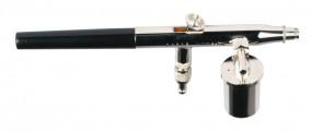 Air-fix II, Spritzpistole, 5 Container á 7 ml, 1,5 bar