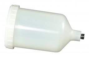 Container, 450 ml, Kunststoff, für Spritzpistole 1107