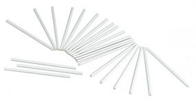 Papier - Stiele für Schoko-Lutscher (Großpackung)
