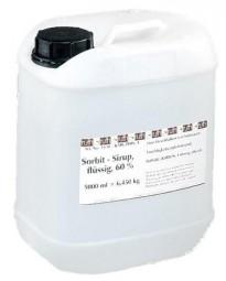 6,450 kg (= 5 Ltr.) Sorbitsirup, E420, flüssig, nicht kristallisierend