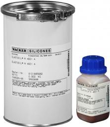 Silikon - Kautschuk 1 kg (SILBIONE) mit Härter 100 g