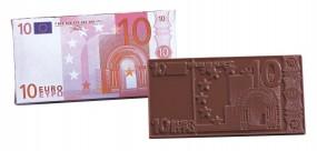 Faltschachtel 10 EURO-Geldscheinbündel 4-farbig bedruckt. 127 x 67 x 10 mm / 1 VE = 50 Stück
