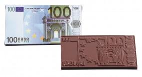 Faltschachtel- 100 EURO-Geldscheinbündel 4-farbig bedruckt. 147 x 82 x 10 mm / 1 VE = 50 Stü