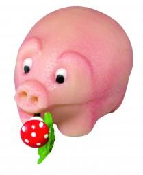 Form für Marzipan: für die Presse für Form für Marzipan:en ( # 2001 ), Schwein, 2 x 65 g
