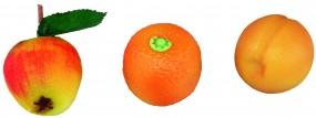 Form für Marzipan: für die Presse für Form für Marzipan:en ( # 2001 ), 3 Früchte, a 20 g