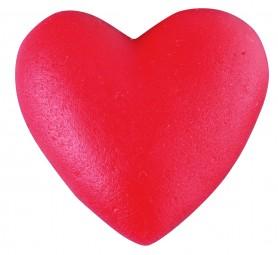 Form für Marzipan: Herz ca. 40 g/Relief