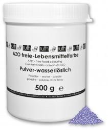 Lebensmittelfarbstoff, violett, 500 g